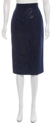 Giambattista Valli Wool-Blend Skirt