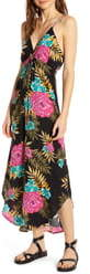 Billabong Like Minded Curve Hem Maxi Dress
