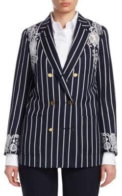 Thom Browne Striped Blazer