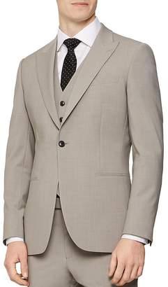 Reiss Wander Peak Core Plain Modern Fit Blazer