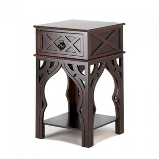 Accent Plus MOROCCAN-STYLE SIDE TABLE