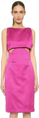 Zac Posen Sleeveless Dress $1,990 thestylecure.com