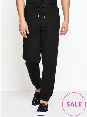McQ Joggers With Gothic Lettering