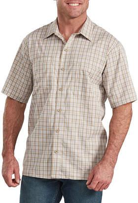 Dickies Performance Woven Plaid Shirt - Big