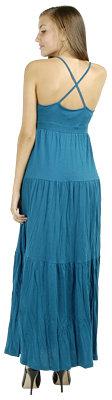 Fab Tiered Maxi Dress