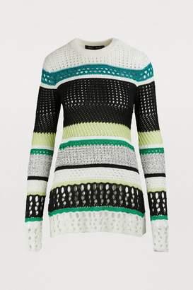 Proenza Schouler Silk-blend sweater
