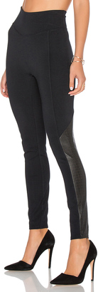 SPANX Perforated Panel Legging $98 thestylecure.com