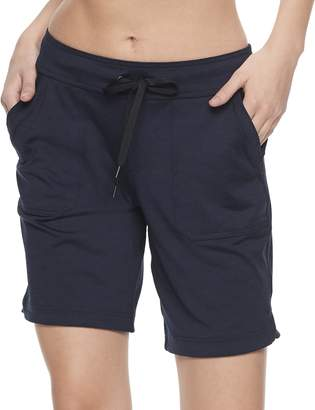Tek Gear Women's Drawstring Bermuda Shorts