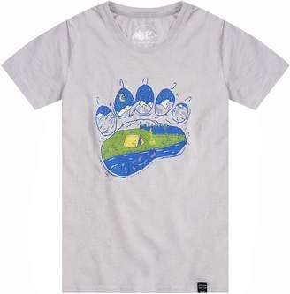 United By Blue United by Blue Paw Print Shirt - Boys'