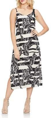 Vince Camuto Tropical Shadows Maxi Dress