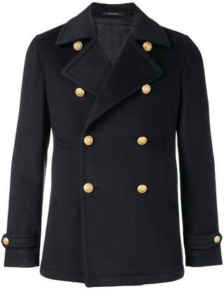 Tagliatore military cashmere jacket