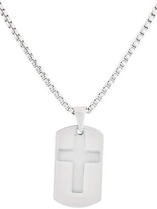 PlayHardLookDope Stainless Steel Necklace