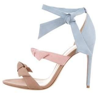 Alexandre Birman Lolita Colorblock Sandals w/ Tags