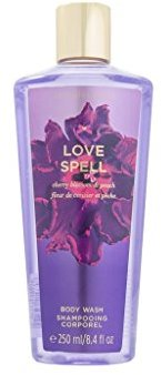 Victoria's Secret Body Wash for Women, Love Spell, 8.4 oz $10.43 thestylecure.com