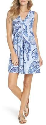 Lilly Pulitzer R) Amina Sleeveless Shift Dress