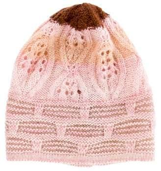 Missoni Mohair-Blend Knit Beanie