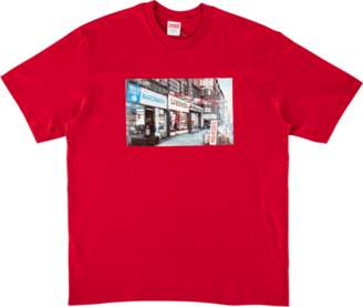 Supreme Hardware Tee - 'SS 18' - Red