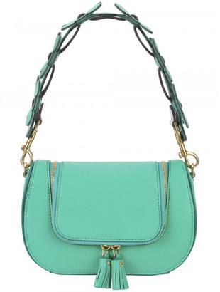 Anya Hindmarch Vere Mini Satchel $1,750 thestylecure.com