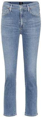 Citizens of Humanity Cara high-waisted cigarette jeans