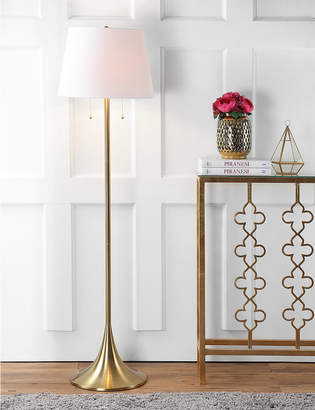 Jonathan Y Amelia Metal Led Floor Lamp