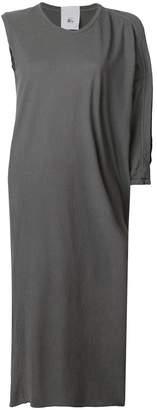 DAY Birger et Mikkelsen Lost & Found Rooms asymmetric-sleeve flared dress