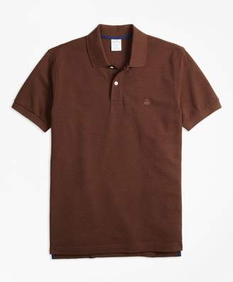 Brooks Brothers Slim Fit Supima Cotton Performance Polo Shirt