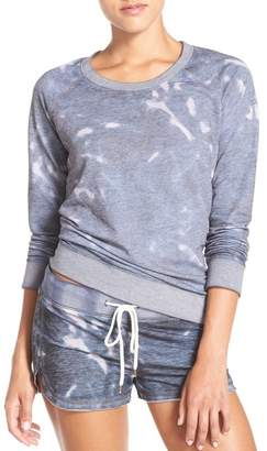 Honeydew Intimates Crew Neck French Terry Sweatshirt