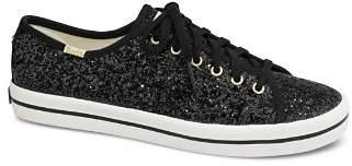 Keds x kate spade new york Women's Kickstart Glitter Lace Up Sneakers