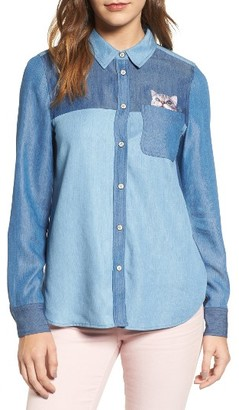 Women's Paul & Joe Sister Charli Chambray Shirt