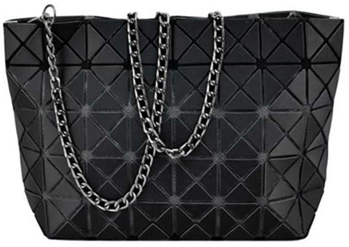 Fashion Bella Designer Geometric Messenger-Bag