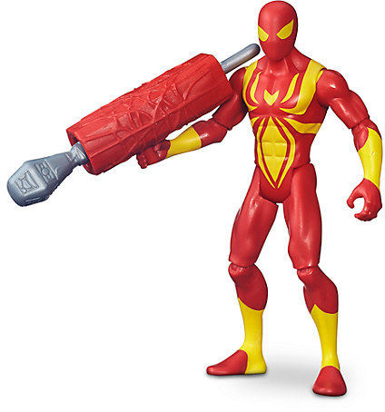 Ultimate Spider-Man vs. The Sinister Six: Iron Spider Action Figure - 6''