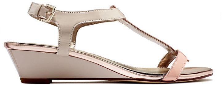 Bandolino Shoes, Gurrey Demi Wedge Sandals