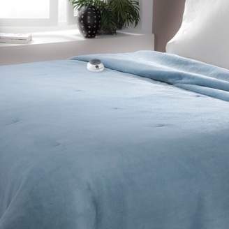 Serta Luxe Plush Electric Blanket