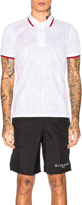 Givenchy Polo in White | FWRD