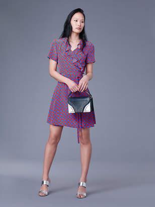 Diane von Furstenberg The Savilla Wrap Dress