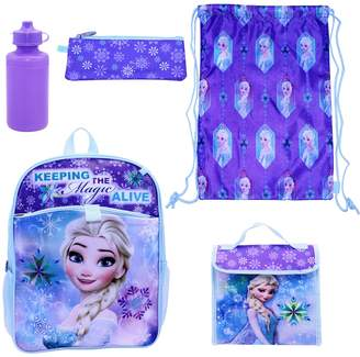 Disney's Frozen Elsa 5-pc. Backpack Set $34.99 thestylecure.com