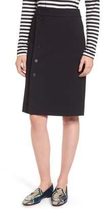 J.Crew Jones Silhouette Stretch Chino Skirt