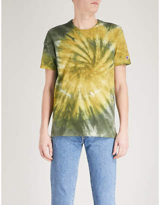 Champion Tie-dye cotton-jersey T-shirt
