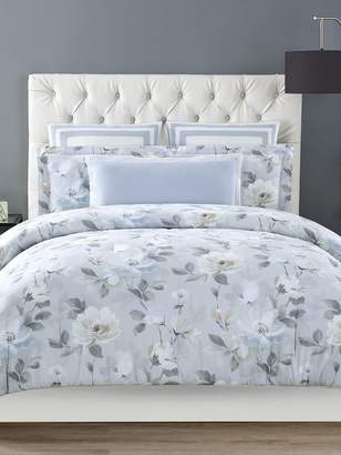Christian Siriano New York Soft Floral Comforter Set