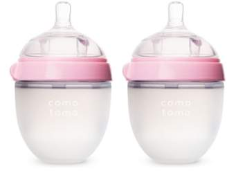 Comotomo Baby Slow Flow Bottles