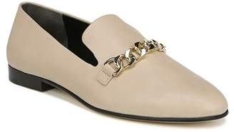 Via Spiga Yania Chain Link Leather Loafer