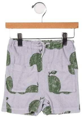 The Animals Observatory Boys' Seal Bermuda Shorts w/ Tags