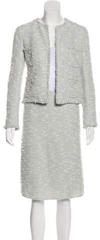 Chanel Bouclé Skirt Suit