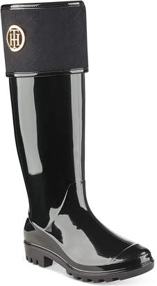 Tommy Hilfiger Shiner Rain Boots Women's Shoes