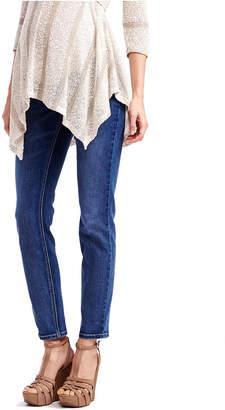 Jessica Simpson Petite Maternity Skinny Jeans, Medium Wash