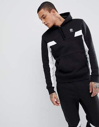 Reebok Pullover Hoodie In Black CD7447