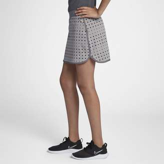 Nike Dri-FLEX Flex Big Kids' (Girls') Golf Skort