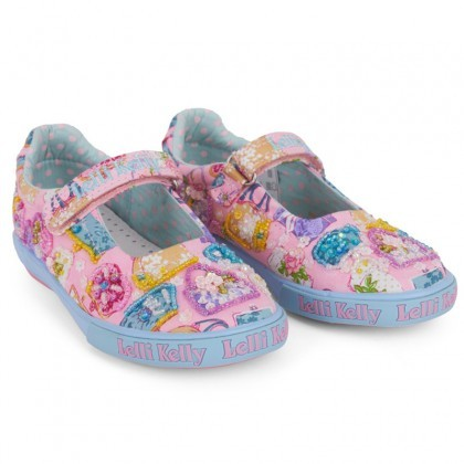 Lelli Kelly Kids Tallula Mary Jane Shoes