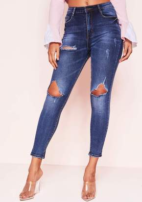 Ever New Maddie Denim Ripped Distressed Jeans
