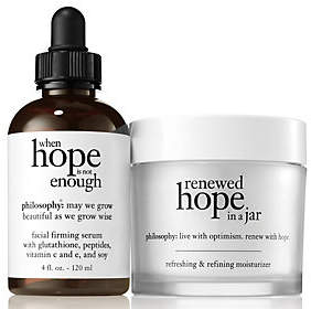 philosophy Super-Size Renewed Hope & When Hopeis Not Enough